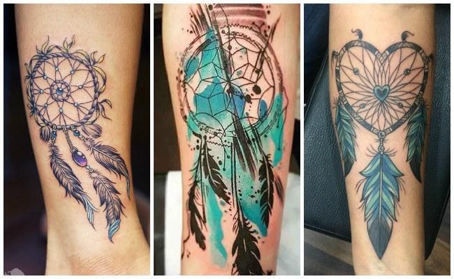 Tatuajes De Atrapasuenos Indios Sabes Que Son Y Que Significan