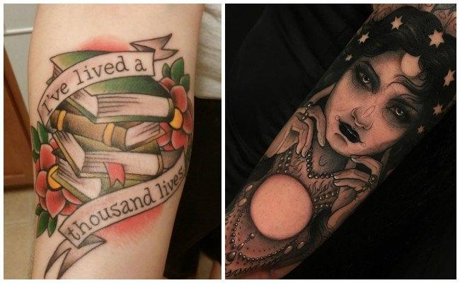 Estilos de tatuajes modernos