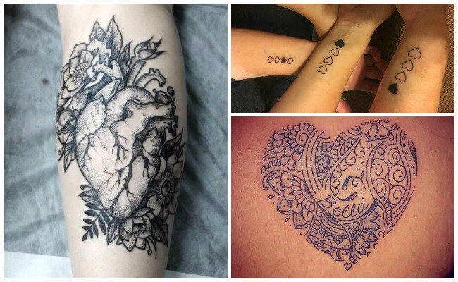 Fotos de tatuajes de amor