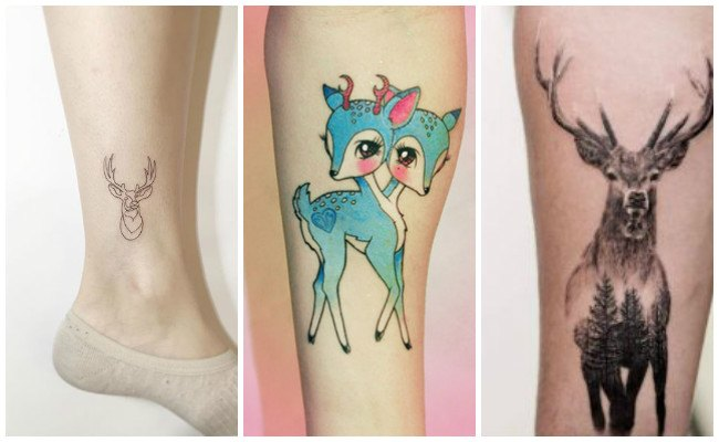 Fotos de tatuajes de venados