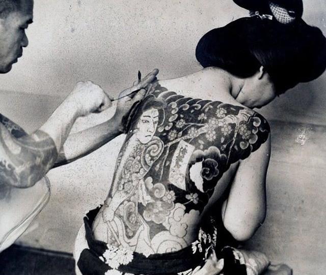 historia arte corporal