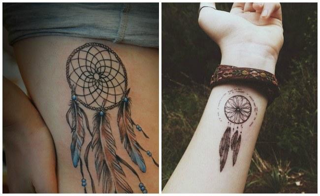 Imágenes de tatuajes de atrapasueños