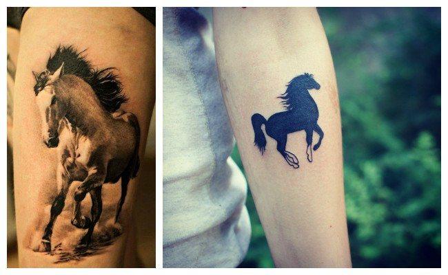 Imágenes de tatuajes de caballos