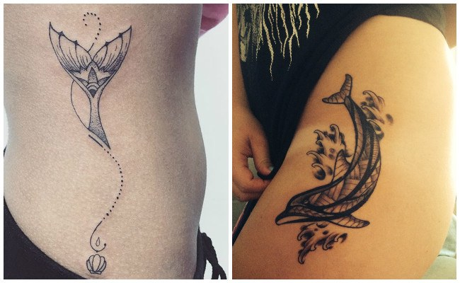 Imágenes de tatuajes de delfines
