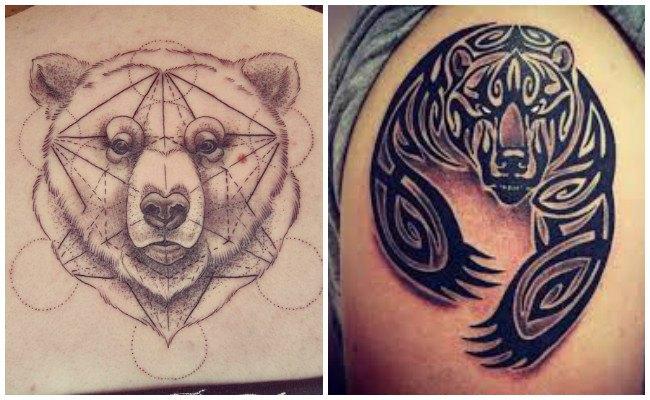 Imágenes de tatuajes de osos panda