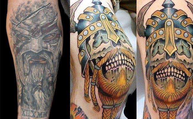 imagenes de tatuajes vikingos