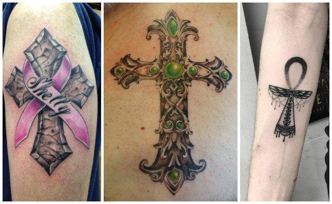 Imágenes de tatuajes de cruces