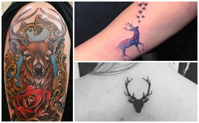 Imágenes de tatuajes de venados