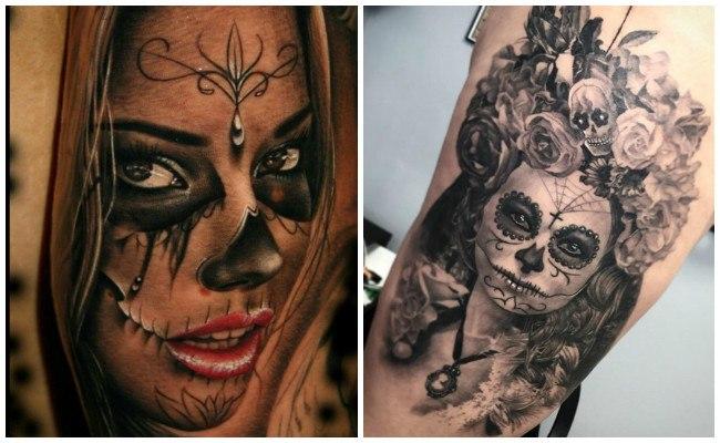 Mejores tatuajes de la virgen de guadalupe