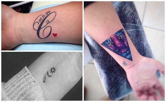 Los Mejores Tatuajes En La Muneca Hombres Y Mujeres