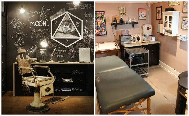 Estudios De Tatuaje Cómo Elegir Un Buen Sitio Para Tatuarse