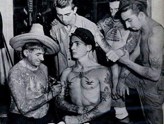 Diseños de tatuajes Old School