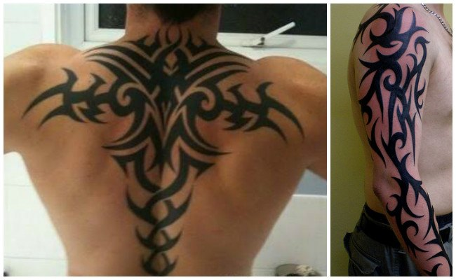 Plantillas de tribales para tatuajes