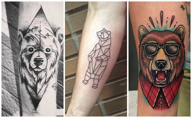 Qué significan los tatuajes de osos