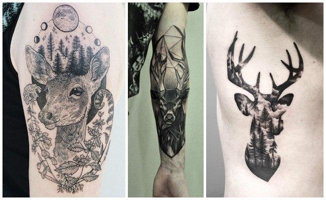 Qué significan los tatuajes de ciervos