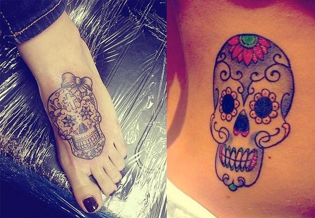 Significado tatuaje de calavera mexicana