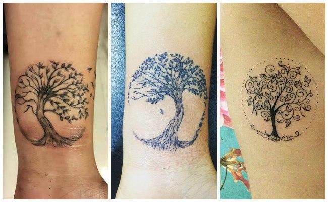 Tatuajes De árbol De La Vida Significado Celtapara Hombre Y Mujer