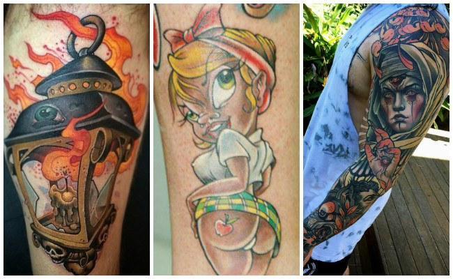 Significado de tatuajes modernos