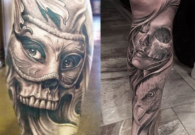 Tattoos de calaveras