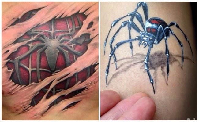 Tatuaje 3d significados