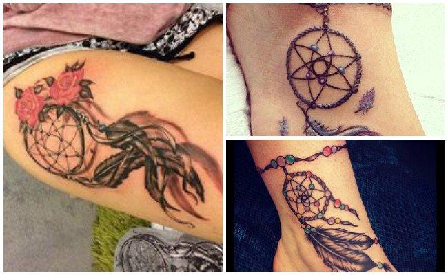 Tatuajes De Atrapasueños En El Brazo