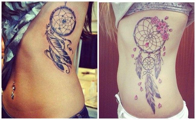 Tatuajes De Atrapa Sueños