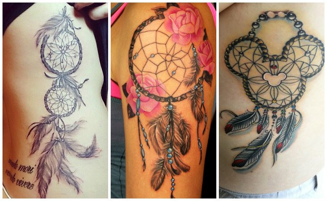 Tatuajes de atrapasue os indios sabes qu son y que - Donde colocar un atrapasuenos ...