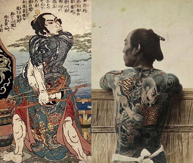 tatuaje japones tradicional