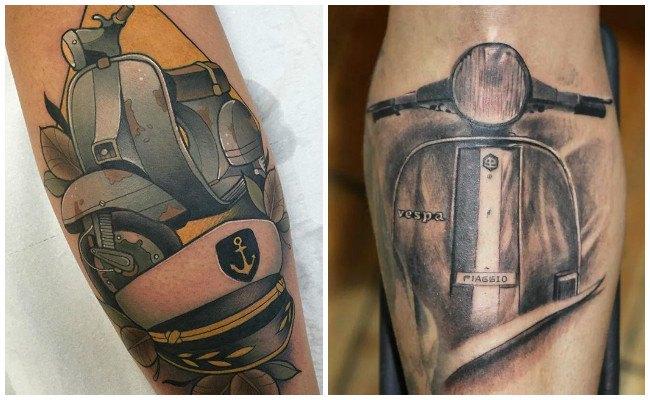 Tatuajes de motor
