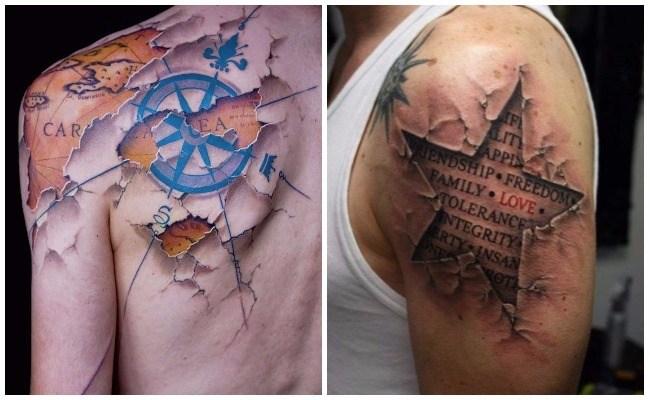 Tatuajes 3d originales