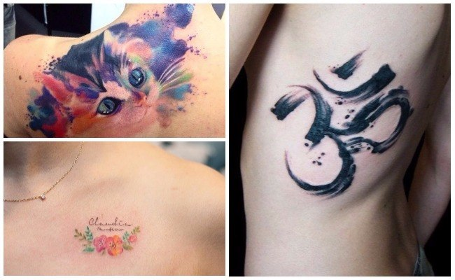 Tatuajes de acuarela precio