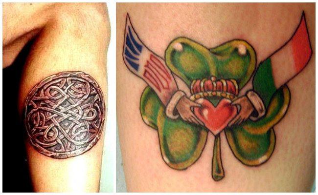 Tatuajes de anillos celtas