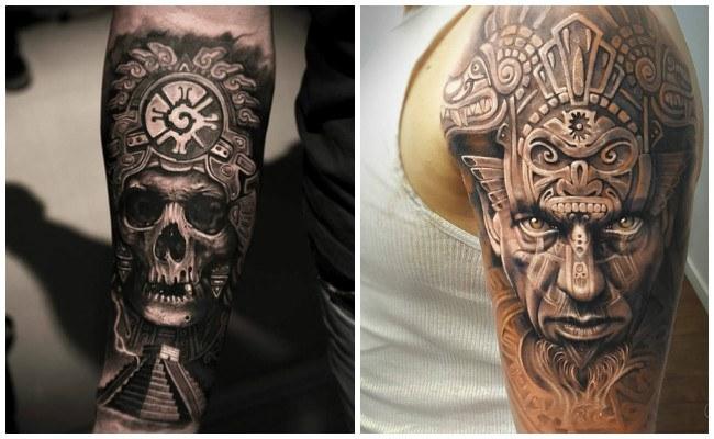 Tatuajes Aztecas El Poder Ancestral De Una Civilizacion