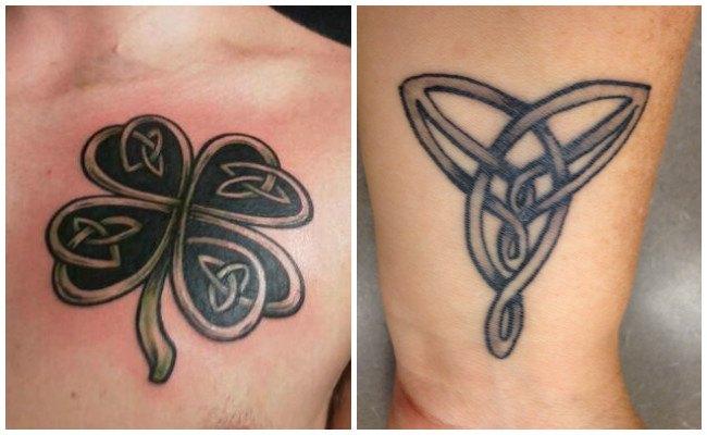 Tatuajes celtas de gallegos