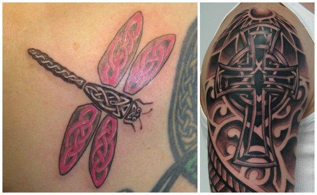 Tatuajes celtas para el brazo