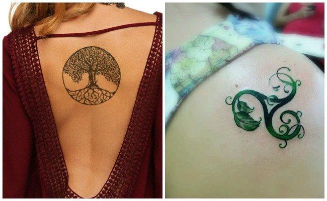 Tatuajes celtas para hombres