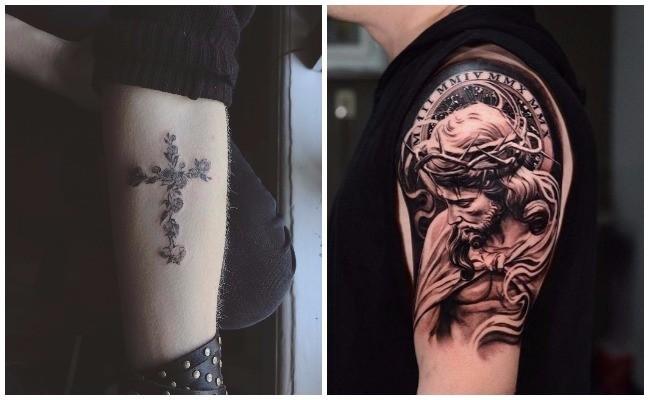 Tatuajes cristianos con frases