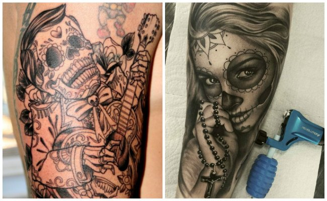 Tatuajes de la cultura mexicana
