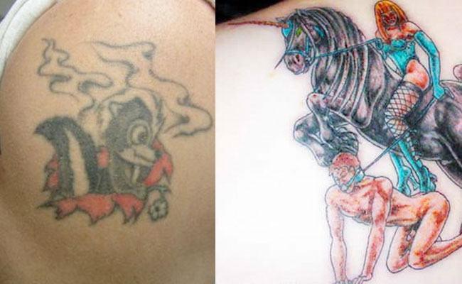 tatuajes cutres