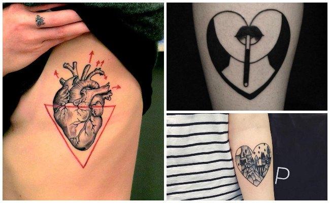 Tatuajes de amor en pareja