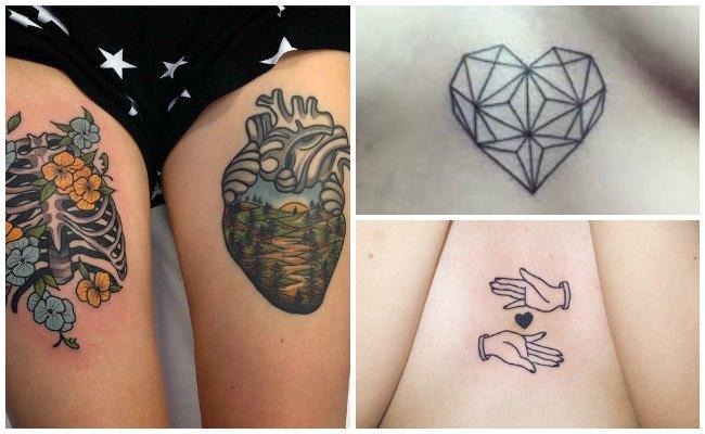 Tatuajes de amor para mujer