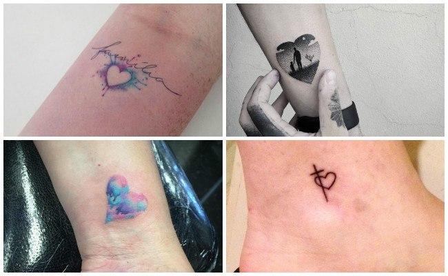 Tatuajes de amor y paz