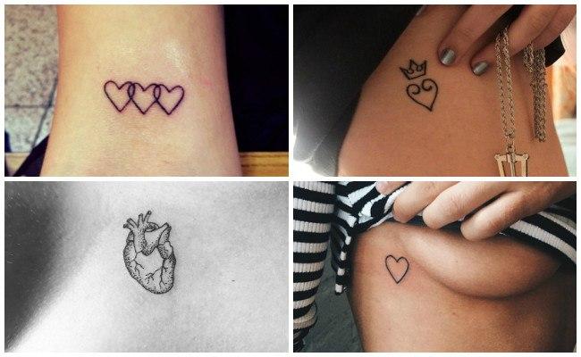 Tatuajes de amor y significado