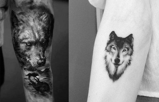 tatuajes de animales salvajes