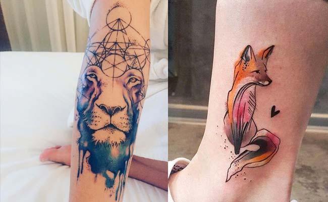 Tatuajes De Animales Pequenos Para Hombres Y Mujeres