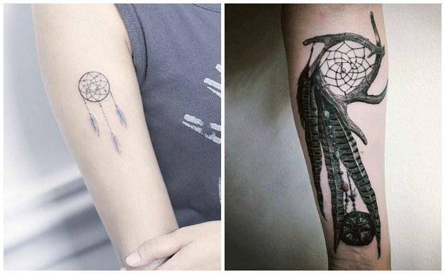 Tatuajes de atrapasueños y su significado
