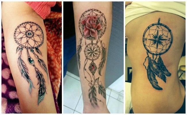Fotos de tatuajes de atrapasueños