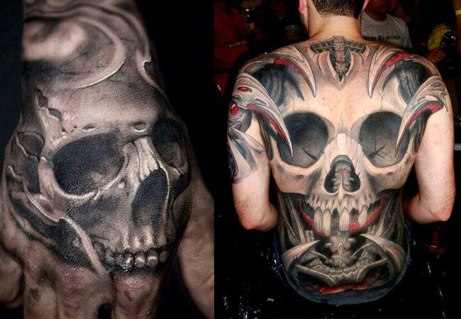 Tatuajes De Calaveras Mexicanas Y Craneos Significado Real