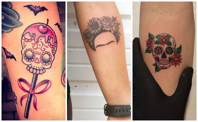 Tatuajes de catrinas y su significado