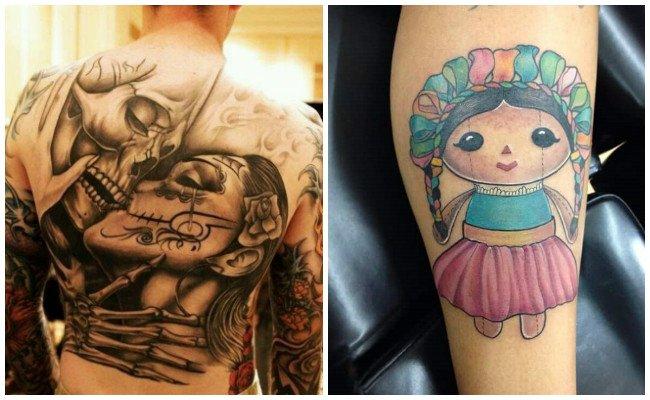 Tatuajes de chicanos